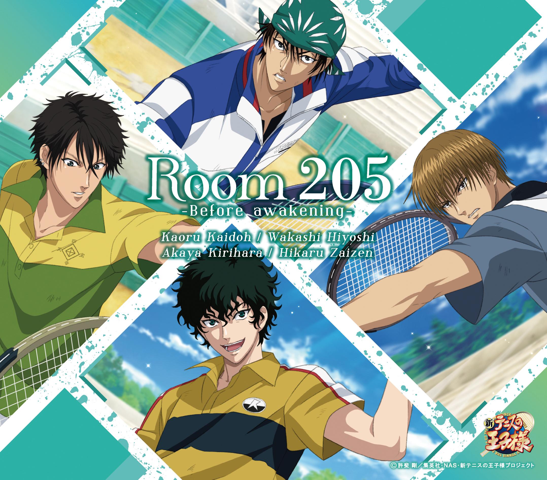Room 205 -Before awakening-のページ紹介