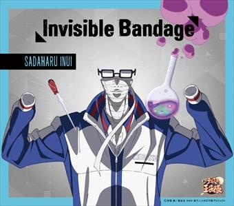 Invisible Bandageのページ紹介